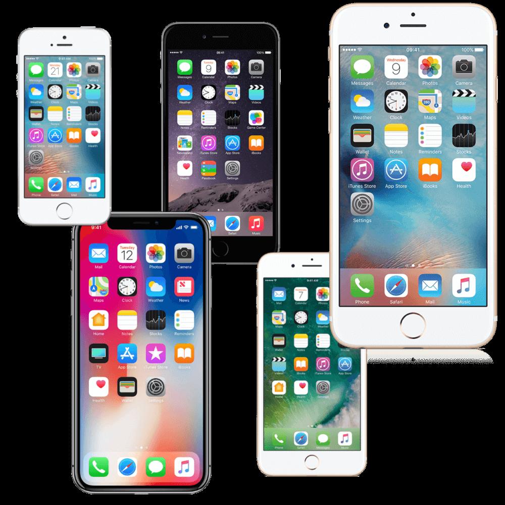 Замена камеры iPhone с оригинальными комплектующими