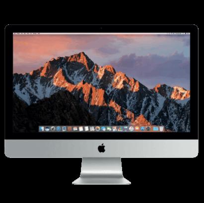 Диагностика iMac 21