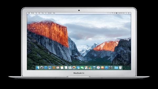 Замена тачпада MacBook Air: только оригинальные детали и длительные гарантии
